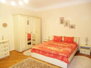Luxury one bedroom with living room near Opera, Odessa