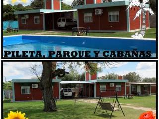 Cabañas San Luis Nogolí Las Higueras