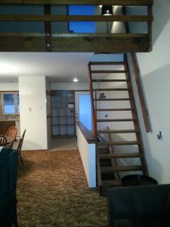Loft Staircase/Ladder (careful very steep!)