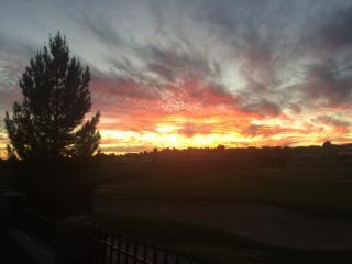 Southwest Sun on the Greens