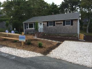 Walk to the beach from this charming Cape Cod home