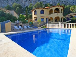 4 bedroom Villa in Calpe, Valencia, Spain : ref 5487680