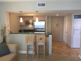 1BD on the beach 4 adults + 1 baby, Sunny Isles Beach