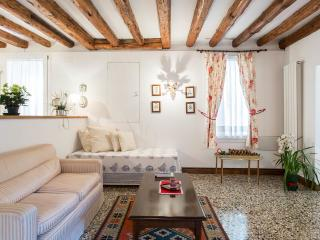 Elegant apartment with garden, Venice