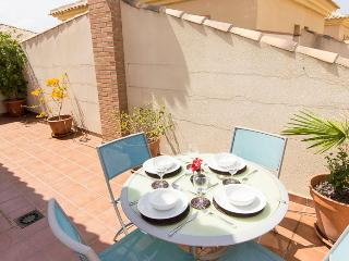 Penthouse apartment with pools!, Los Alcazares