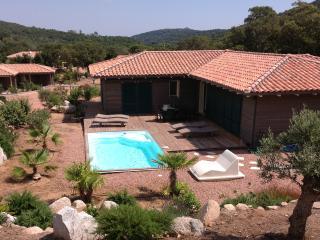 Villa ' Les Myrtes', Figari