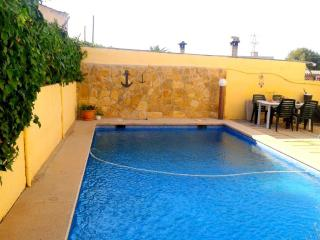 Amplio Chalet con piscina, Can Pastilla
