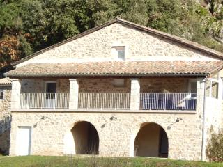 location la maison de bonneval, Jaujac