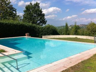 Villa Luisa in the heart of Langhe Hills, Alba