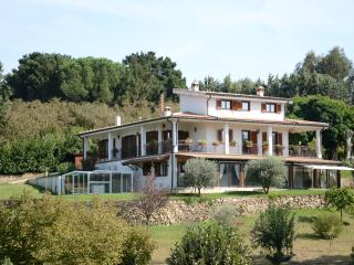Relaxing Rural Villa close to Rome and more, Bassano Romano