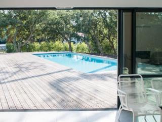 Villa  neuve avec piscine et plage a pied