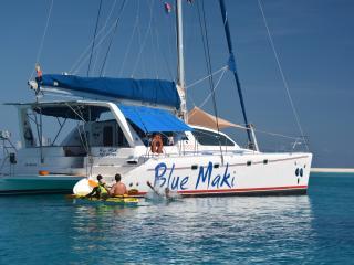 Croisière et Location catamaran Nosy Be Madagascar, Ambatoloaka