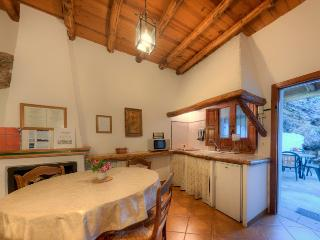 Cocina comedor casa rural  La Roca