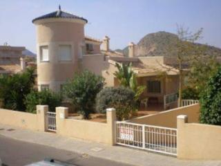 Detached Villa with private pool and jacuuzi, Cabo de Palos