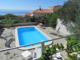 Spacious apartment LINDA A7 with terrace & seaview, Makarska
