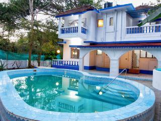 Feta - 3 Bed Private Pool Candolim Villa