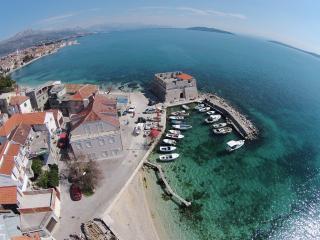 Blue sea 3, Kastel Stafilic