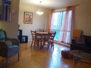 Lovely fully furnished 3-bedroom townhouse, Montréal