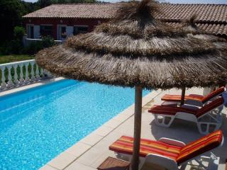 Villa Le Lagon 5 bedroom with private pool, Bonifacio