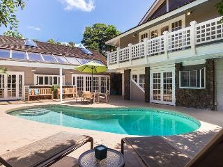 Hale Kahala - Vacation rental house. Sleeps 10, Honolulu