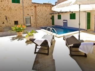 Casa senorial con piscina