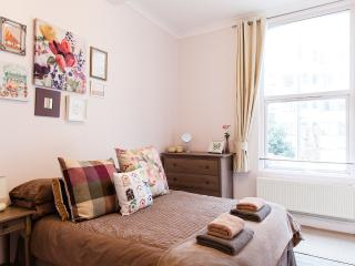 Spacious well decorated 2- Bed 1- Bath Apt - central clean, Free WiFi Sleeps 6-8, Londres