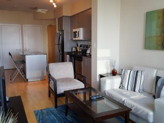 1 Bed + Den Stylish Downtown Condo next to harbour, Toronto