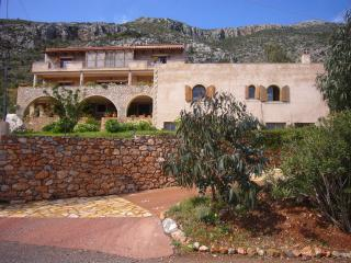 Monemvasia: two separatetly  rented studios