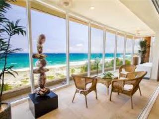 Oceanfront marvellous Penthouse at Riviera Maya, Puerto Aventuras