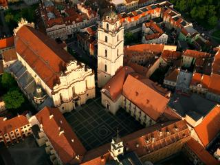 Heart of Oldtown, Vilna