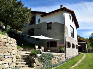 Villa Lucciola in Piedmont, Italy, Saliceto