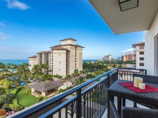 Ko Olina Beach Front with Two Balconies and Unobstructed View of the Lagoon!