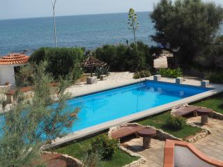 Villa al mare con piscina in  Puglia
