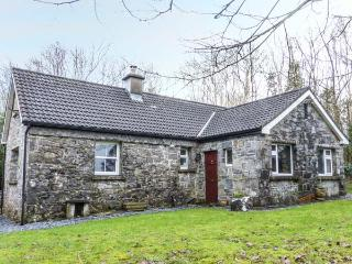 DUN NA RON, woodland setting, exposed beams and walls, solid fuel stove, Oughter