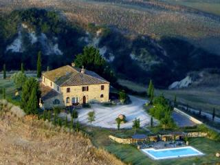 villa in the heart of Tuscany