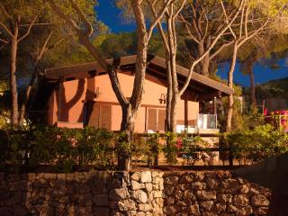 Bungalow in campeggio all'Isola d'Elba