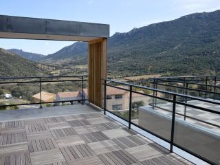 maison de prestige + piscine, cadre exceptionnel