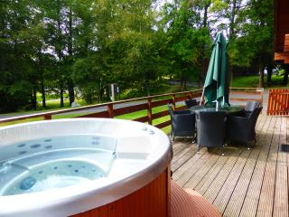 Stunning Lodges with Hot Tub - Birch Plus Lodges, Dumfries