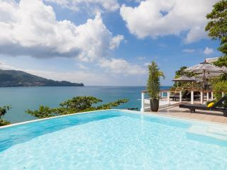 Luxury Villa Nevaeh - 6 BR Ocean Front in Kamala