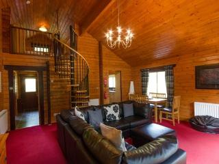 Birch Plus Lodges - Stunning lodge with Hot Tub, Dumfries