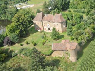 Chateau de Frugie - Bed and breakfast, La Coquille
