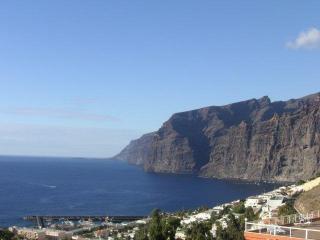 Ático con terraza con vista única del Atlántico, Los Gigantes