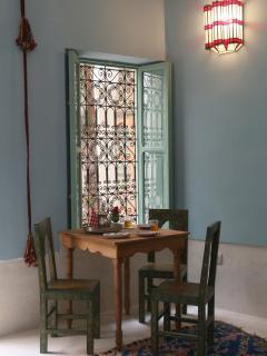 il salotto blu