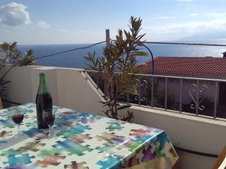 Apartment with sea view, Cala Gonone