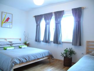 Modern Triple room 15 mins walk from National Park, Plitvice Lakes National Park