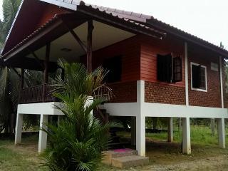 Nice jungle house, Surat Thani