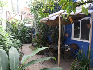 Majorelle Cotonou Maison Bleu