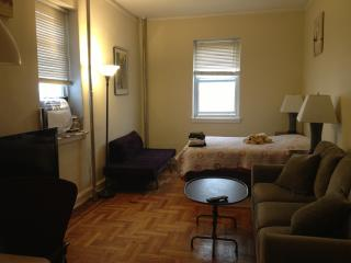 Nice studio close to Central Park, New York City