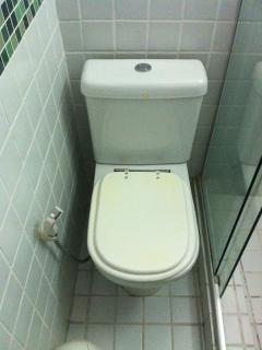 Vaso banheiro suite