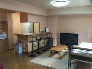 5 adults OK!  3 bedroom Free WI-FI, Osaka